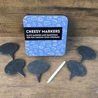 Cheesy Markers